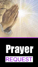 Submit Online Prayer Request